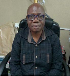 Surv. Adedayo Pius Omosowon