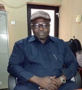 Surv. Abdulganiyu Adebomehin