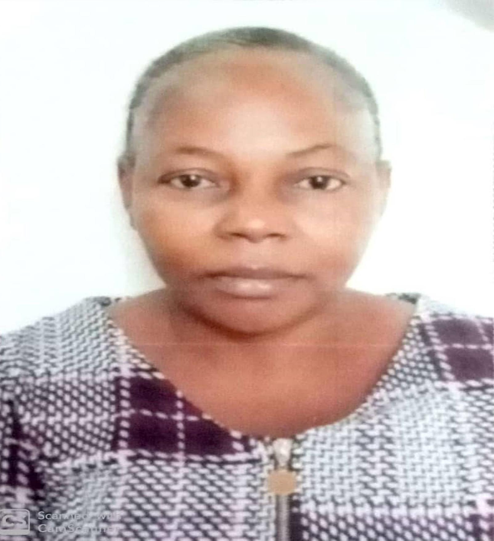 Surv.(Mrs) Akerele Oluwatoyin O.